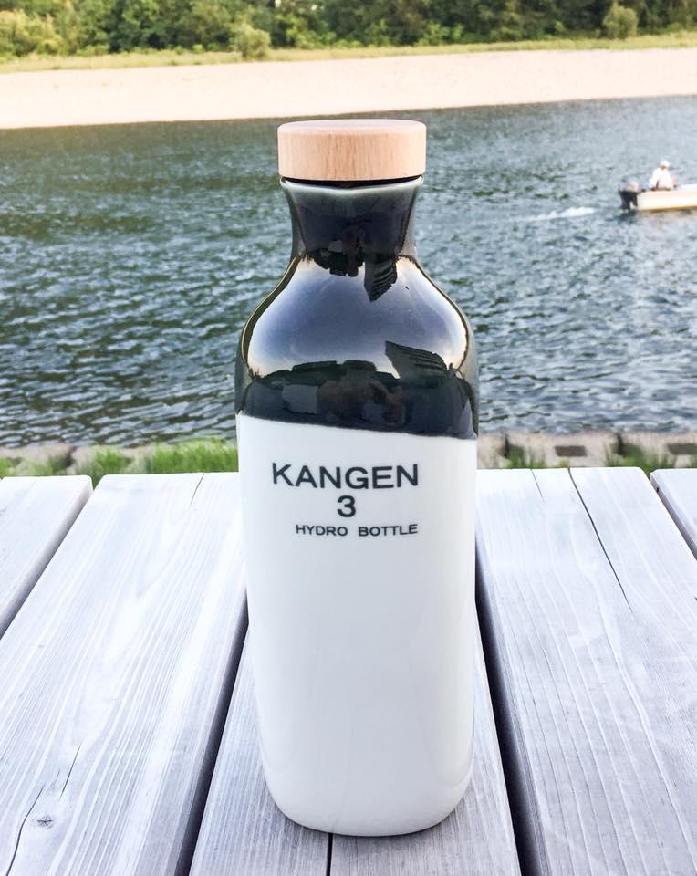 低電位水素茶製造ボトル「還元くん3」1本【ロゴ】