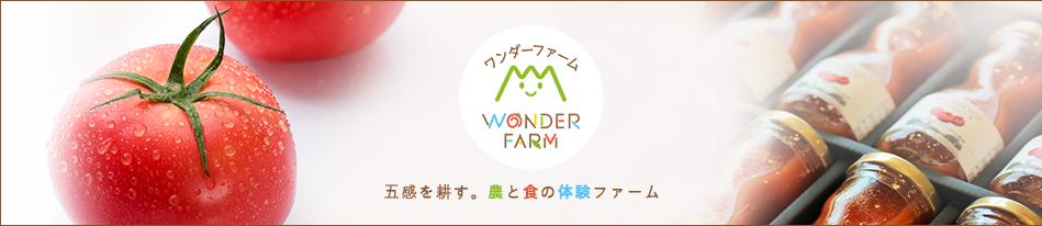 ワンダーファーム 楽天市場店:トマト・トマトの加工品を中心に取り扱うお店です。