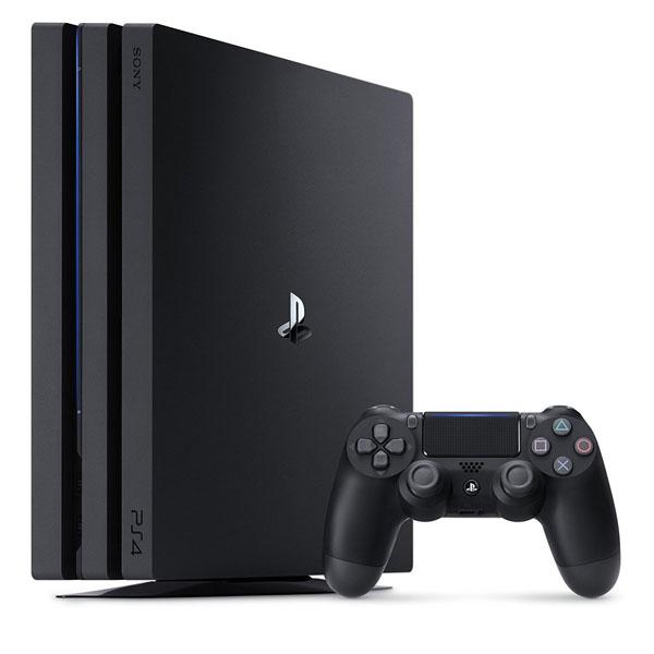 【中古】【本体箱説有り】プレイステーション4 PlayStation4 PS4Pro本体 ジェット・ブラック 1TB(CUH-7100BB01)【4948872414487】