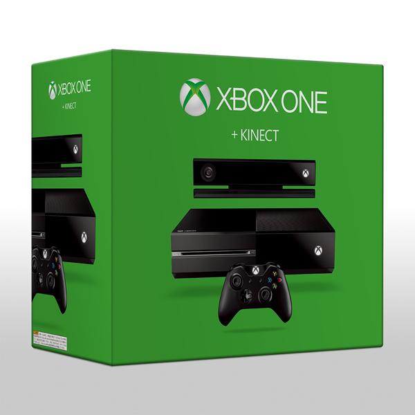 【中古】【本体箱説有り】XboxOne+Kinect【4988648966284】