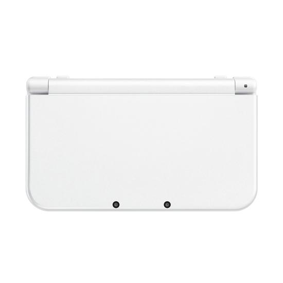 【中古】【本体 箱説なし、ボタン変色あり】 New ニンテンドー nintendo 3DS LL パールホワイト【4902370529128】