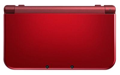 【中古】【本体 箱説あり・キズあり】New ニンテンドー nintendo 3DS LL メタリックレッド【4902370529883】