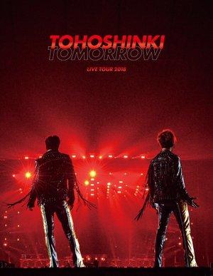 【先着特典付】東方神起/東方神起 LIVE TOUR 2018 ~TOMORROW~<Blu-ray 2枚組(スマプラ対応)>(初回生産限定盤)[Z-8161]20190327