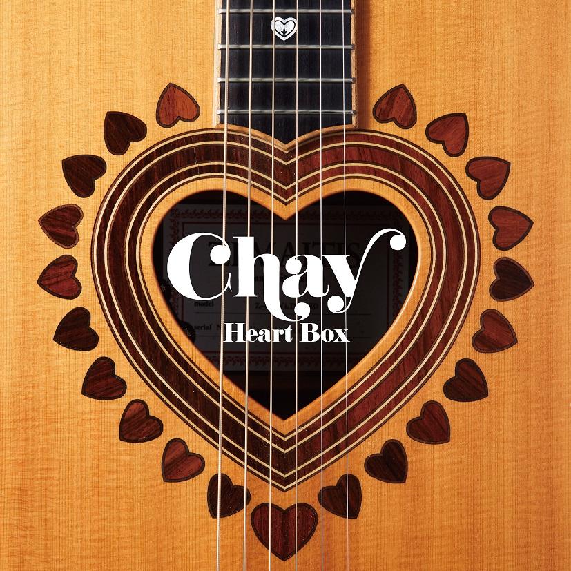 オリジナル特典付 chay Heart Box 20201028 未使用品 日本産 通常盤 CD Z-9686