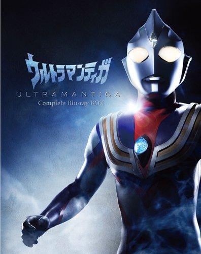 【中古】【BD】ウルトラマンティガ Complete Blu-ray BOX【長野博】