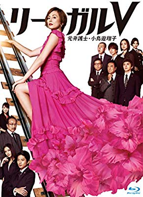 TVドラマ/リーガルV~元弁護士・小鳥遊翔子~ DVD BOX<DVD>20190417