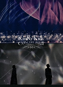 ◎KinKi Kids/KinKi Kids CONCERT 20.2.21 -Everything happens for a reason-<Blu-ray>(初回盤)20180725