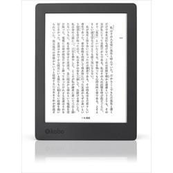 Kobo Aura H2O Edition 2(ブラック)<電子書籍リーダー>N867-KJ-BK-S-EP