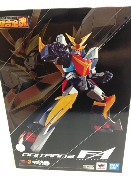 【中古】超合金魂 GX-82 無敵鋼人ダイターン3 F.A.<フィギュア>(代引き不可)6546