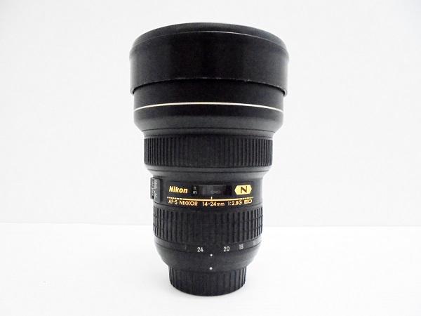 【中古】ズームレンズ AF-S NIKKOR 14-24mm f/2.8G ED<カメラ>(代引き不可)6546