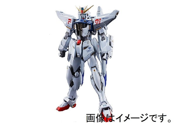 【中古】未開封品 METALBUILD 機動戦士ガンダムF91<フィギュア>(代引き不可)6546