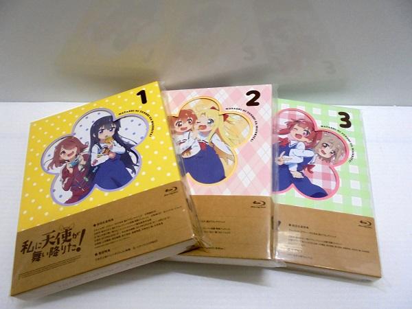 【中古】私に天使が舞い降りた! ブルーレイ 3巻セット<Blu-ray>(代引き不可)6546