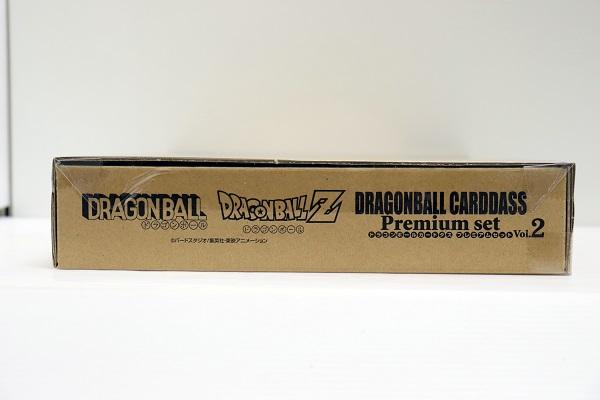 【中古】未開封品 ドラゴンボールカードダス Premium set Vol.2<コレクターズアイテム>(代引き不可)6546