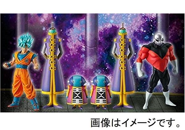 【中古】未開封品 HGドラゴンボール超 宇宙サバイバル編<フィギュア>(代引き不可)6546