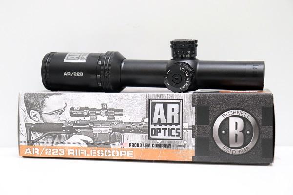 【中古】【未使用品】 1-4×24mm AR/223 ライフルスコープ<ミリタリー>(代引き不可)6546