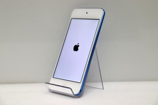 【中古】iPod Touch 128GB ブルー 【MKWP2J/A】<その他>(代引き不可)6546