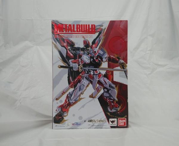 【中古】METALBUILD GUNDAM ASTRAY RED FRAME KAI<おもちゃ>(代引き不可)6561