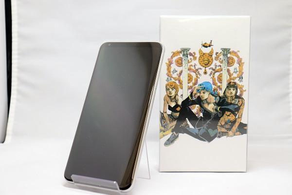 【中古】docomo JOJO L-02K 128GB ホワイト Sランク<中古携帯>(代引き不可)6570