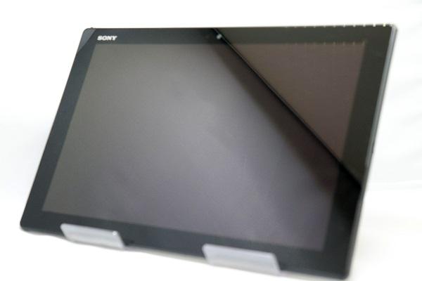 【中古】SIMフリー SO-05G Xperia Z4 Tablet 32GB ブラック Bランク<中古携帯>(代引き不可)6570