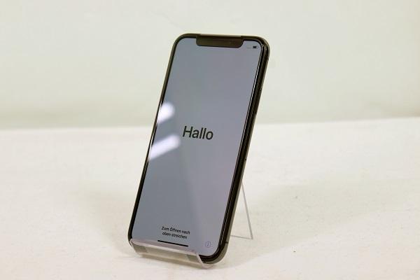 【中古】docomo iPhoneX 64GB スペースグレイ Aランク<中古携帯>(代引き不可)6574