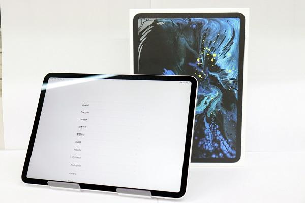 【中古】Softbank iPad PRO 第3世代 Wi-Fi+Cellular 64GB シルバー Aランク<中古携帯>(代引き不可)6574