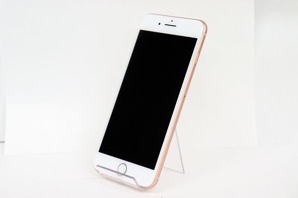 【中古】docomo iPhone8 Plus 64GB ゴールド ABランク<中古携帯>(代引き不可)6574
