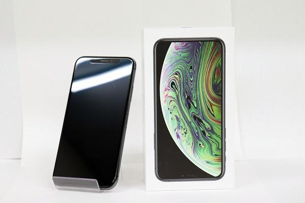 【中古】docomo iPhoneXS 64GB スペースグレイ BCランク<中古携帯>(代引き不可)6574