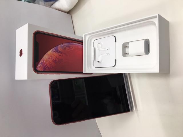 【中古】au iphoneXR 64GB (PRODUCT)Red Aランク<中古携帯>(代引き不可)6582