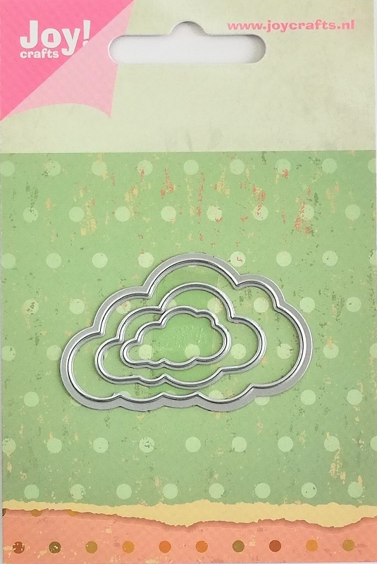 Joy Crafts ジョイ クラフツ オランダ 期間限定今なら送料無料 スクラップブッキング ダイカット DIY クラフト アルバム作り 6002-0199 ダイ カード作り 新着セール 雲 抜型 ハンドメイド Clouds