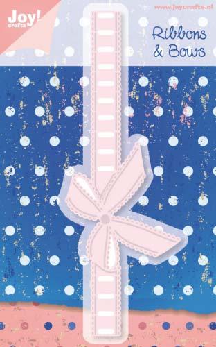 Joy! Crafts ジョイ・クラフツ(オランダ) スクラップブッキング ダイカット DIY クラフト ハンドメイド カード作り アルバム作り 6002-0187/ジョイ・クラフツ/ダイ(抜型)/ リボン