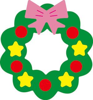 WonderHouse ワンダーハウス オリジナル スクラップブッキング 初回限定 ダイカット DIY クラフト ハンドメイド クリスマスリース アルバム作り christmas カード作り ダイ wreath N42-067 抜型 春の新作