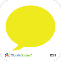 WonderHouse ワンダーハウス オリジナル スクラップブッキング ダイカット DIY クラフト 送料無料限定セール中 ハンドメイド ダイ 今季も再入荷 アルバム作り bubble speech 抜型 N42-206 ふきだし カード作り