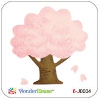 WonderHouse ワンダーハウス オリジナル スクラップブッキング ダイカット DIY クラフト ハンドメイド 贈呈 カード作り 抜型 アルバム作り サクラ ダイ 桜 N57-067 blossom cherry 贈り物 さくら
