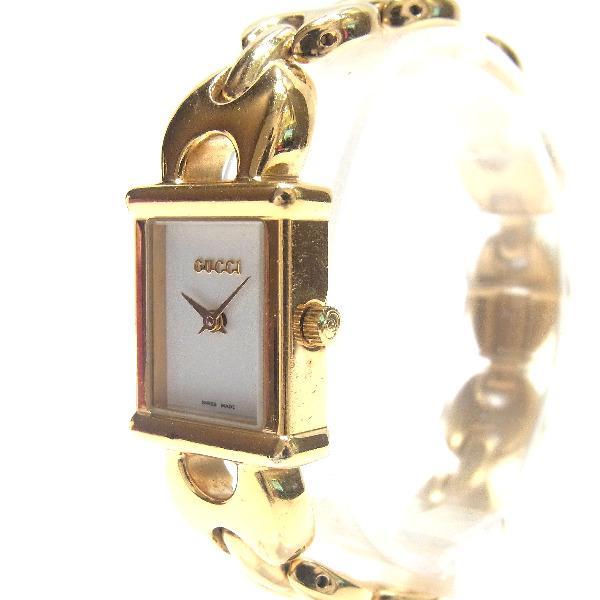 ddd7c5bfce2 Wonder Price  Watch Gucci 1800L GUCCI ladies quartz
