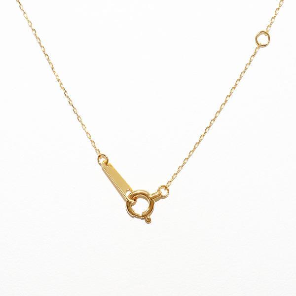 K18 18金 YG イエローゴールド ネックレス ダイヤ 0 03 ジュエリー送料無料新品同様あす楽0w8nOmNv