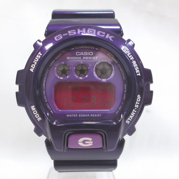 カシオ G-SHOCK DW-6900CC-6JF 時計 クレイジーカラーズ メンズ クォーツ ★送料無料★【中古】【あす楽】