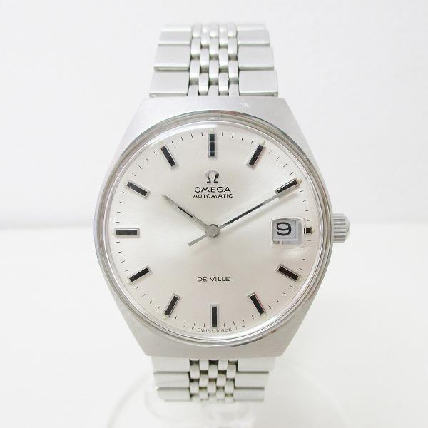 オメガ デビル オートマチック 時計 腕時計 メンズ ★送料無料★【中古】【あす楽】