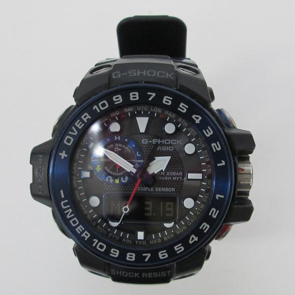 時計 カシオ G-SHOCK ガルフマスター GWN-100B-1 BJF時計 腕時計 メンズ ★送料無料★【中古】【あす楽】