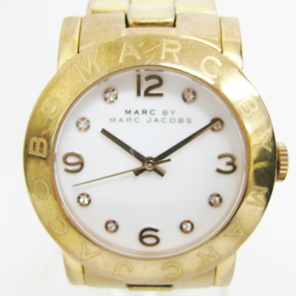 MARC BY MARC JACOBS マークジェイコブス MBM3077 時計 腕時計 レディース ★送料無料★【中古】【あす楽】