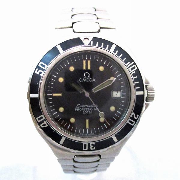 オメガ シーマスター プロフェッショナル 200M 2850.50 時計 腕時計 メンズ ★送料無料★【中古】【あす楽】