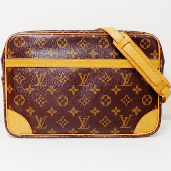 ルイヴィトン Louis Vuitton モノグラム トロカデロ30 M51272 バッグ ショルダーバッグ ユニセックス ★送料無料★【中古】【あす楽】