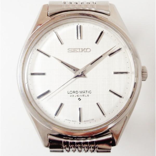 セイコー ロードマチック 5601-9000 自動巻き 時計 腕時計 メンズ ★送料無料★【中古】【あす楽】