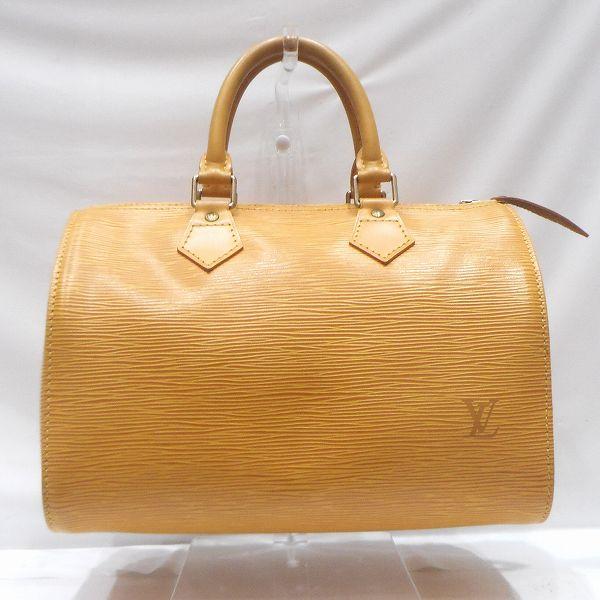 ルイヴィトン Louis Vuitton エピ スピーディ25 M43019 タッシリイエロー バッグ ハンドバッグ レディース ★送料無料★【中古】【あす楽】