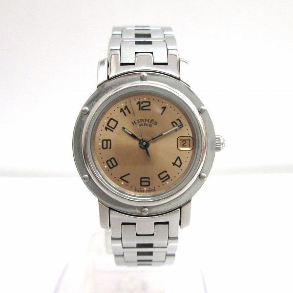 エルメス Hermes クリッパー CL4 210 時計 腕時計 レディース ★送料無料★【中古】【あす楽】