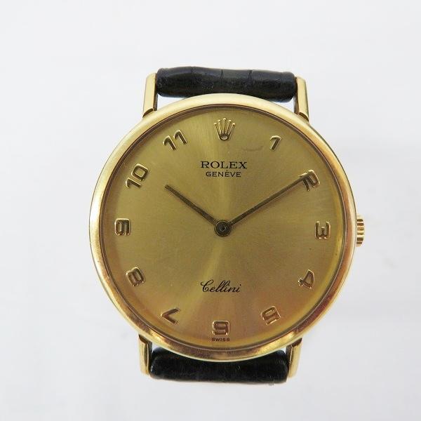 ロレックス チェリーニ 5112 E番 時計 腕時計 メンズ ★送料無料★【中古】【あす楽】