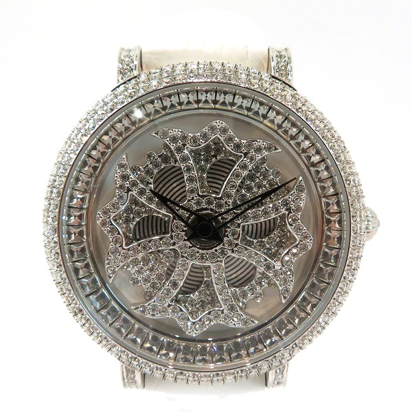 アンコキーヌ Anne Coquine クオーツ 時計 腕時計 ユニセックス ★送料無料★【中古】【あす楽】