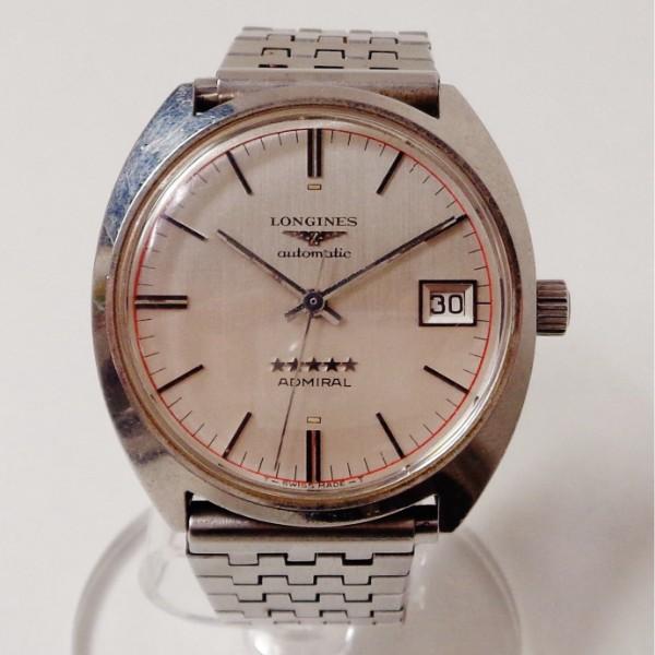 ロンジン アドミラル 自動巻き 時計 腕時計 メンズ ★送料無料★【中古】【あす楽】