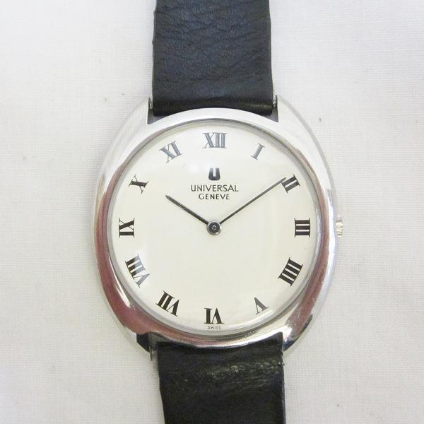 ユニバーサルジュネーブ 842111 手巻き 時計 腕時計 メンズ ★送料無料★【中古】【あす楽】