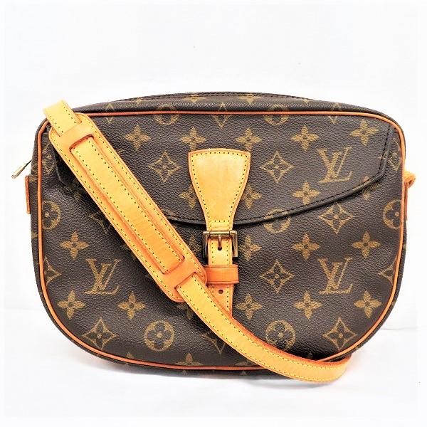 全品本物保証 ブランドアイテム ルイヴィトン Louis Vuitton モノグラム ジュヌフィーユ レディース ショルダーバッグ あす楽 中古 バッグ M51226 低価格 送料無料 おすすめ