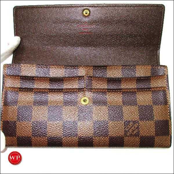 ルイヴィトン Louis Vuitton ダミエ ポルトフォイユサラ N61734 財布送料無料あす楽BshrdtQCx